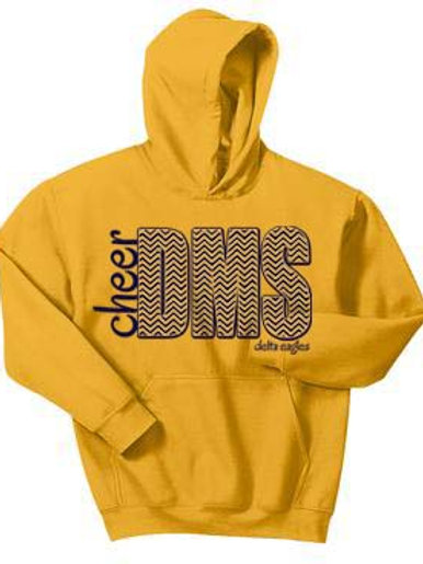 DMS Cheerleading Cotton Hood