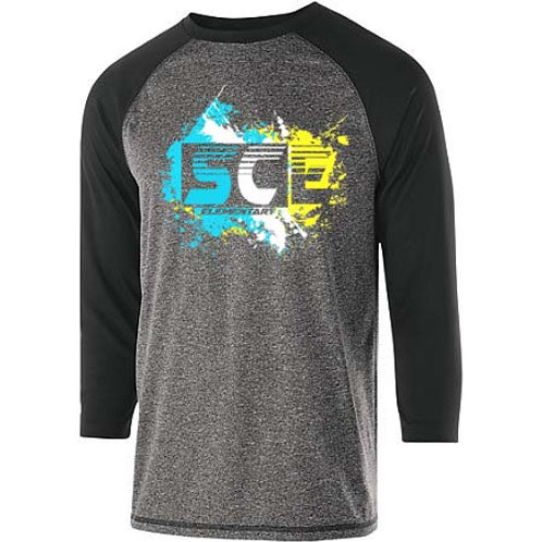 SCE Performance Raglan Long Sleeve