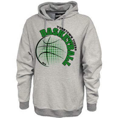 Yorktown Basketball Inside out Hoodie