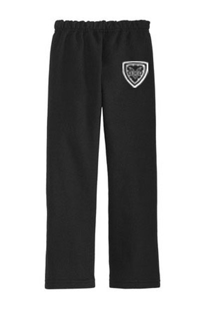 MV Traditional Open Bottom Sweatpants