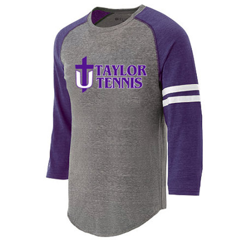 Taylor Tennis Mens Applaud Baseball Tee