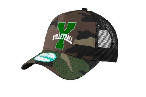 Yorktown Volleyball Snapback Trucker Hat
