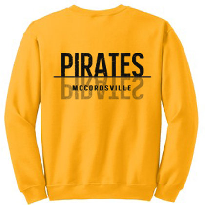 Pirates Crewneck Sweatshirt