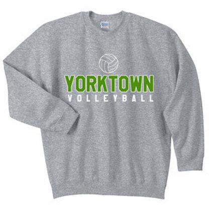 Yorktown Crewneck Sweatshirt