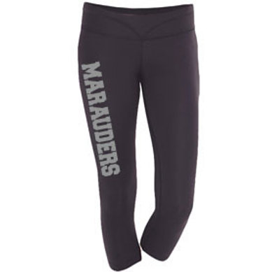 Ladies Marauders Capri Tights