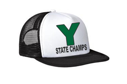 Volleyball State Champs Trucker Cap