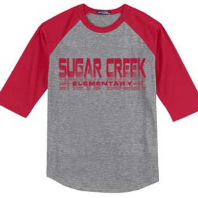 Sugar Creek Baseball Tee
