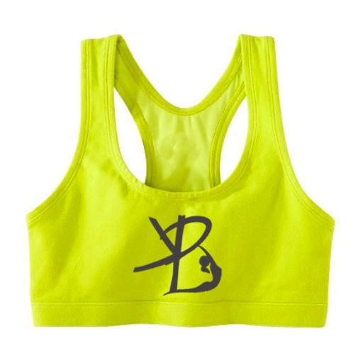 KB Neon Sports Bra