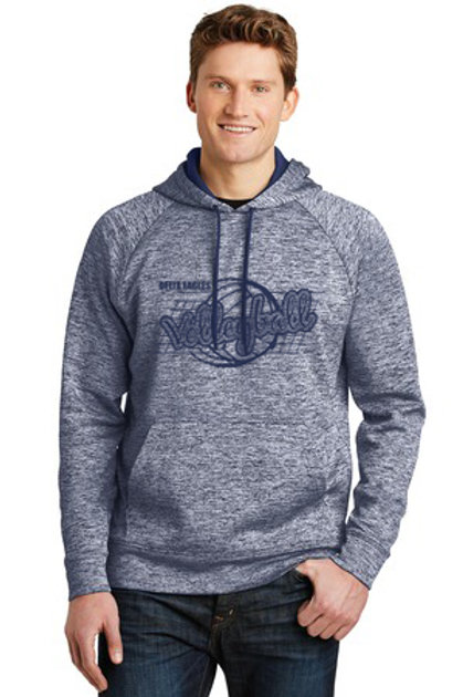 Volleyball Posie Charge Hood