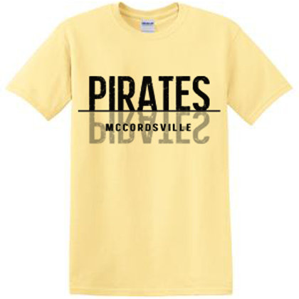 Pirates Short Sleeve Tee