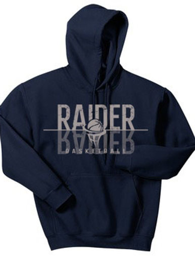 Raiders Basketball Hooded Sweatshirt