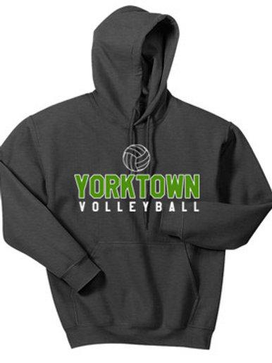 Yorktown Hooded Sweatshirt