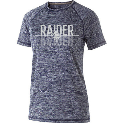 Raider Basketball Electrify Short Sleeve Drifit Tee