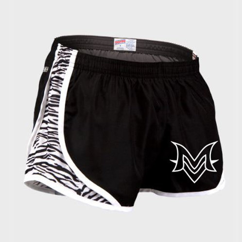 MV Zebra Print Team Short