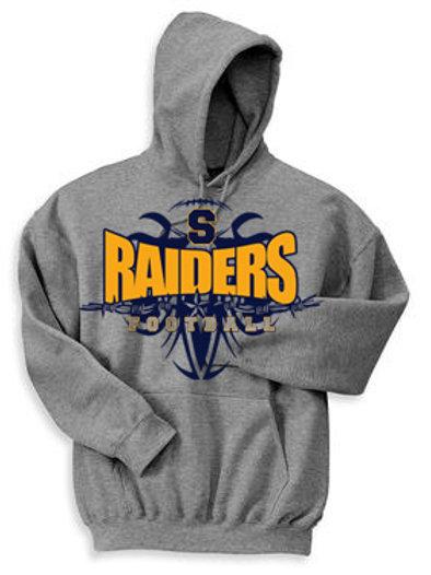 Shenandoah Football Hooded Sweatshirt