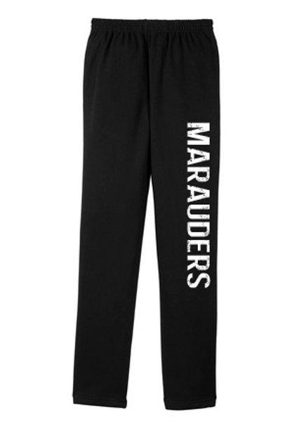 Marauders OpenBottom Sweatpants