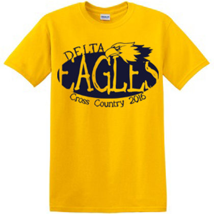 DMS Cross Country Short Sleeve Tee