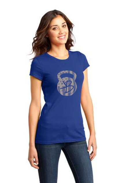 KettleBelle Fitted Tee