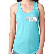 GRIND Harder Ideal Racerback Tank