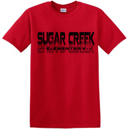 Sugar Creek Short Sleeve Tee