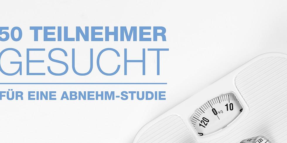 Infoabend Abnehmstudie (Offline)