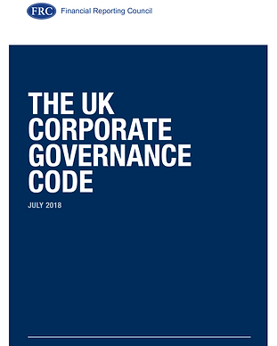 FRC_UK Corporate Governance Code
