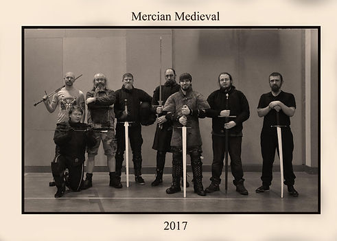 MMFC fencers