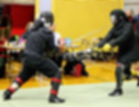 longsword tournament