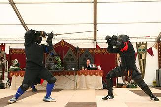 longsword fighting