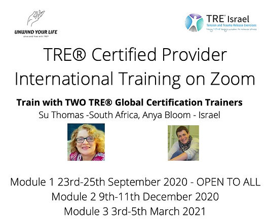 TRE International Training Sept 2020 01.