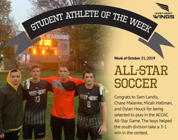 All-Star Soccer Players