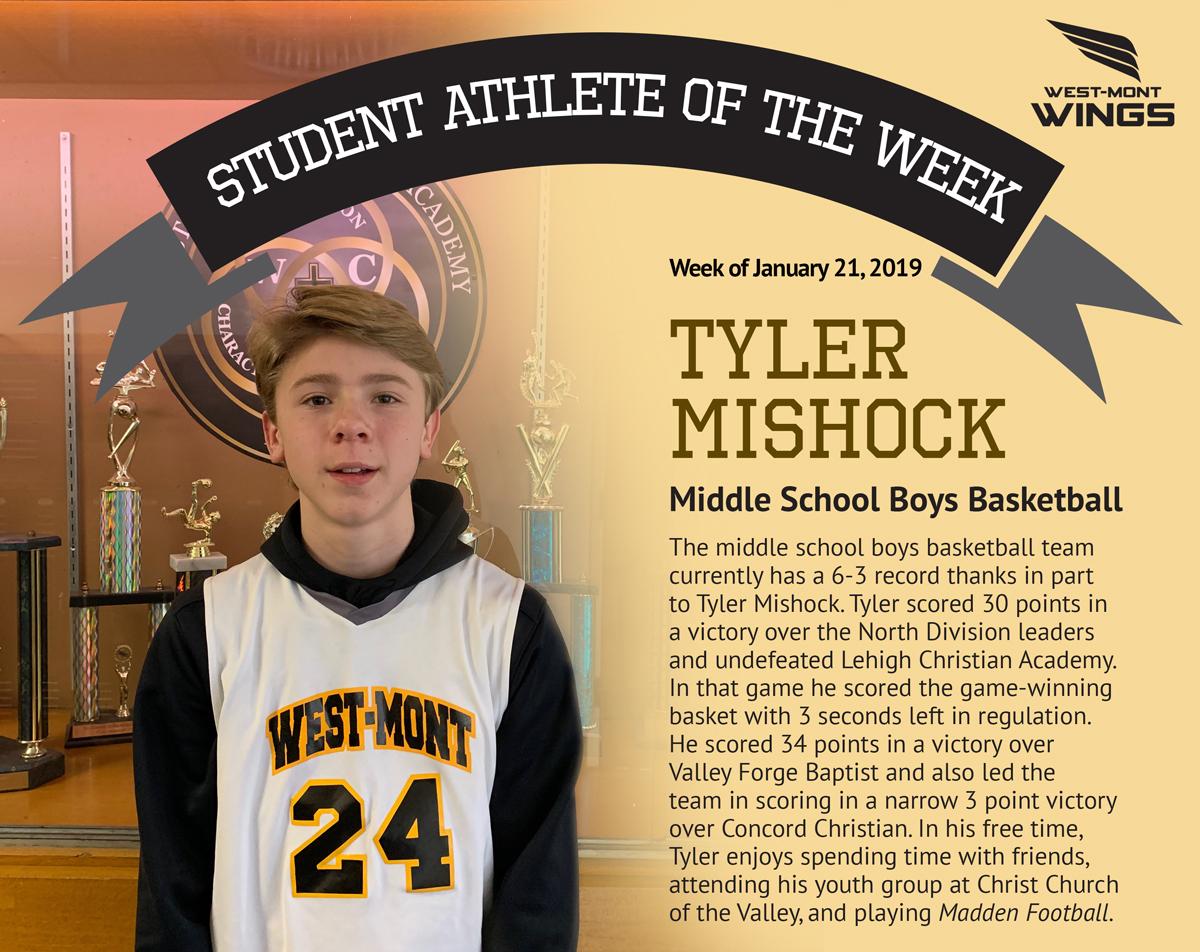Tyler Mishock