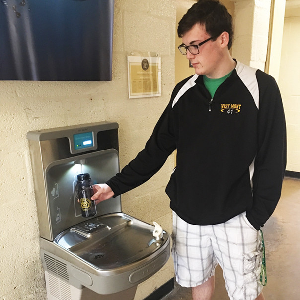 Smart Water Fountains