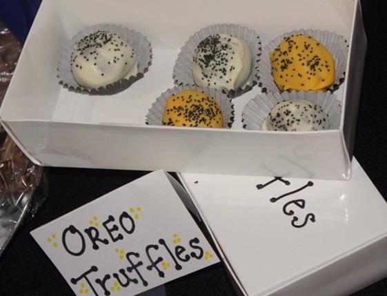 Oreo Truffles Win!