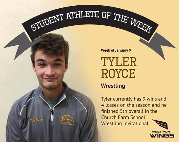Tyler Royce