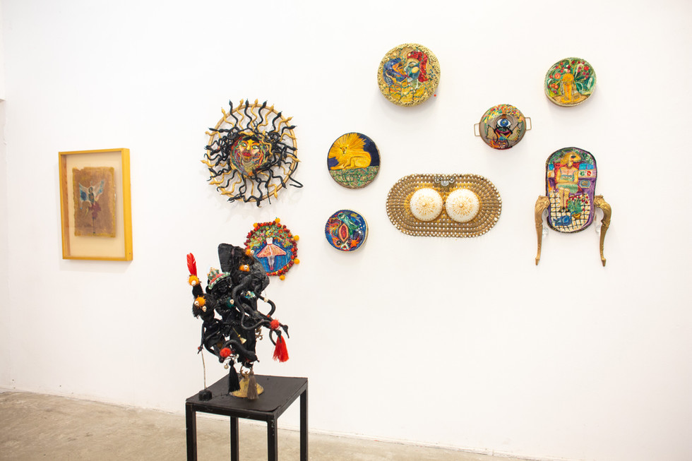 In the Name of Gold, Solo exhibition, 20
