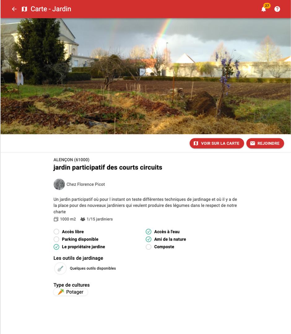 Jardin participatif des courts circuits_Alençon