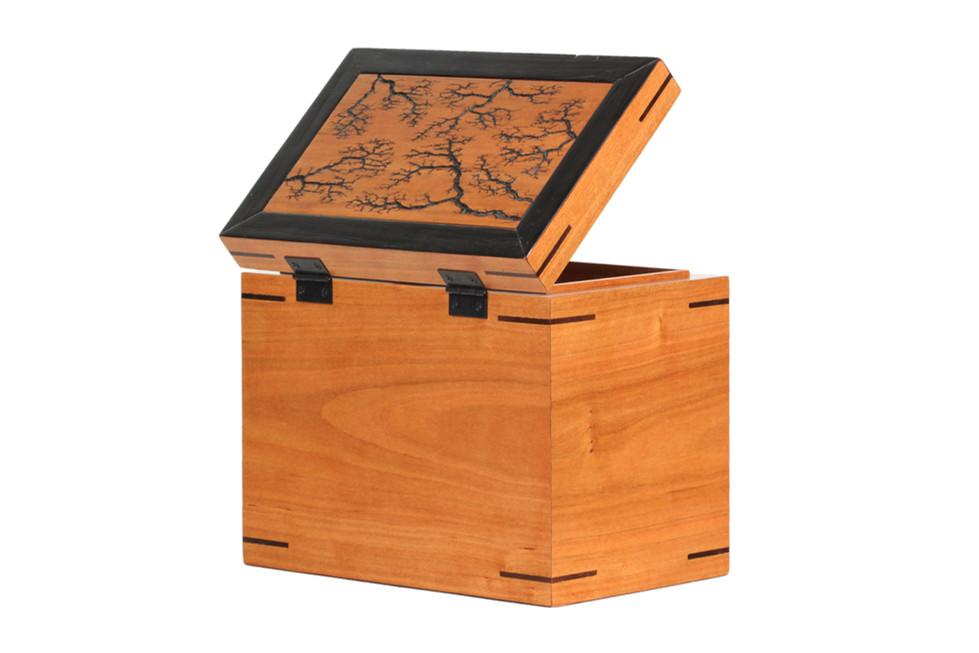 Cremation Urn - Back