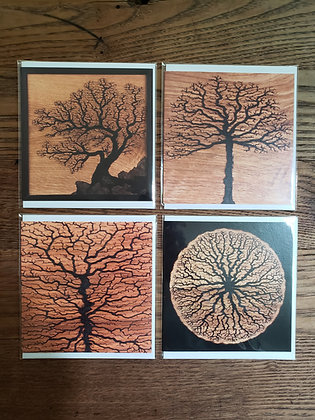Greeting Cards (Set of 4)