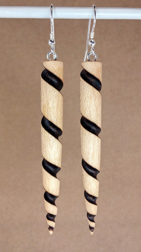 long maple spiral wood earrings.jpg
