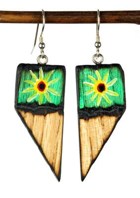 painted earrings sun daisy.jpg
