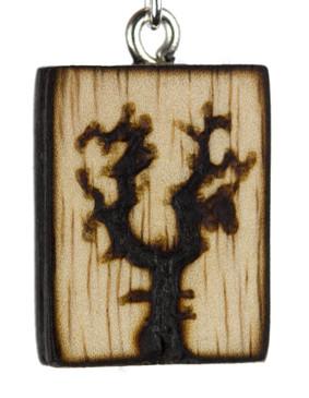 Lichetenberg Tree Earring Burn Detail.jp