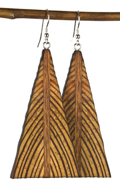 large triangle heart pine earrings.jpg
