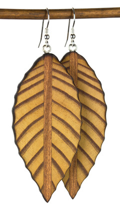 large leaf heart pine earrings.jpg