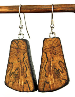 spalted trapezoid earrings.jpg