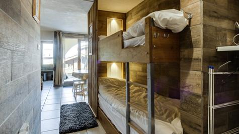 APARTMENT 4 BUNK BEDS