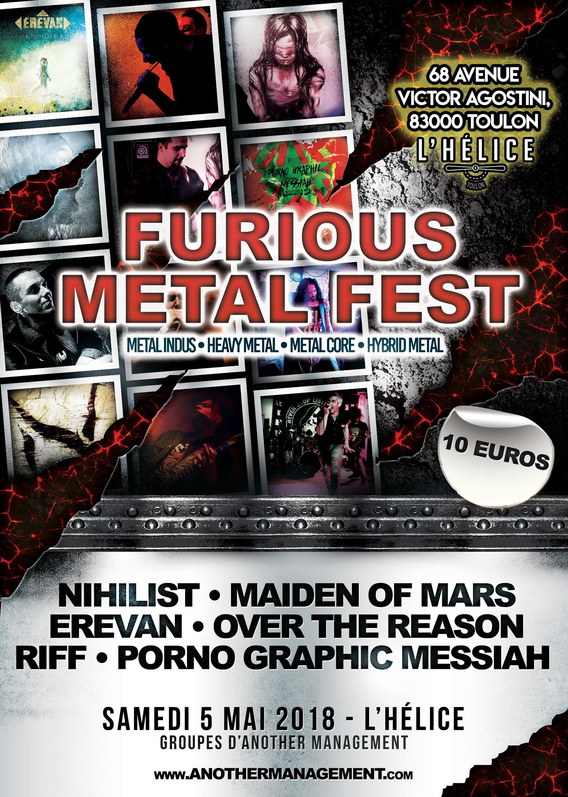 FURIOUS METAL FEST