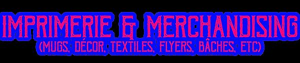 Imprimerie textile Merchandising Another