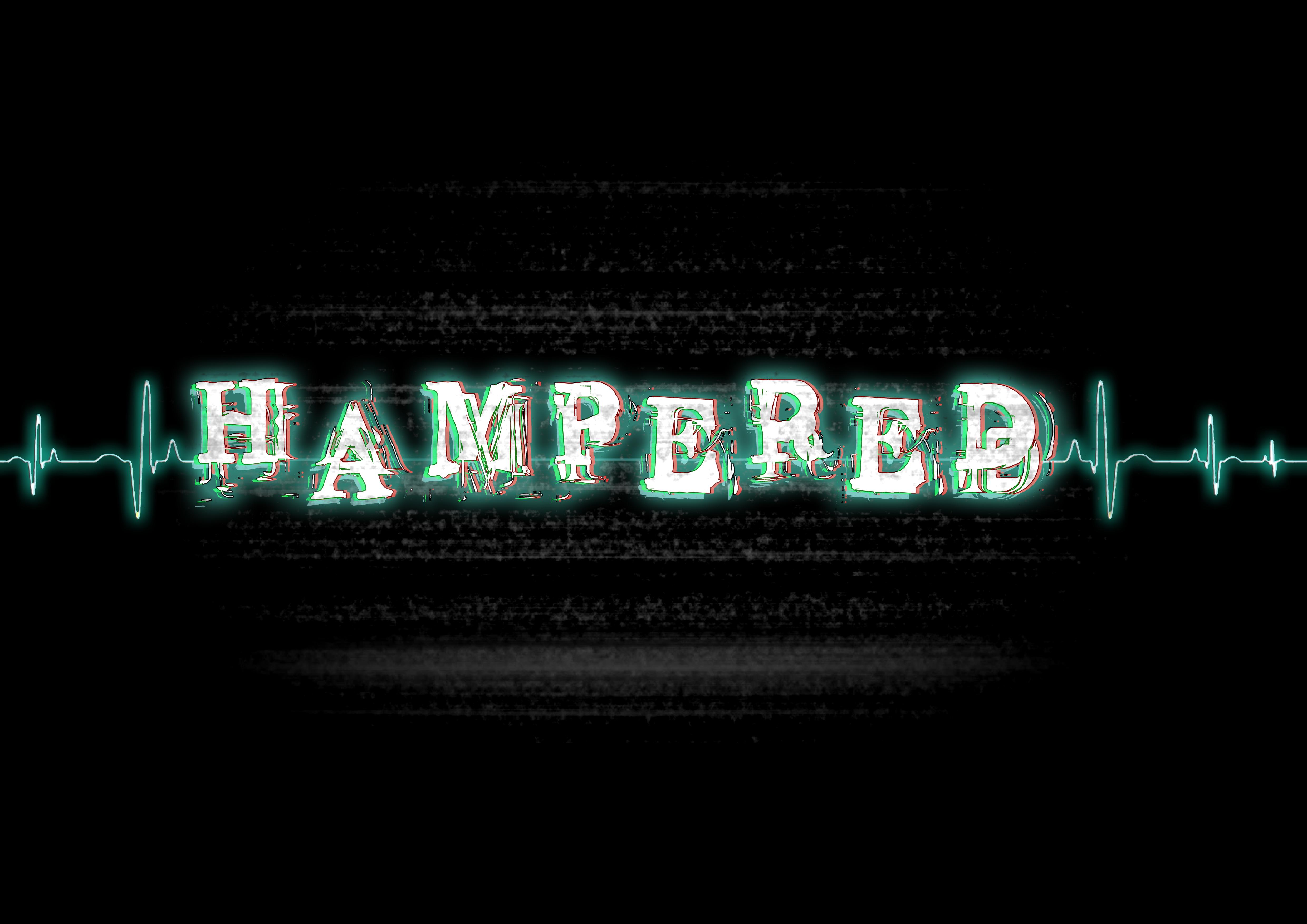 Hampered