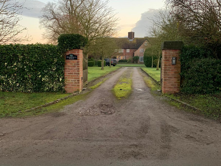 Driveway Given New Lease of Life